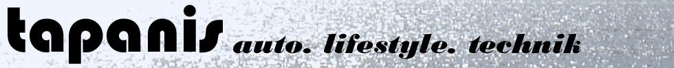 tapanis - auto. lifestyle. technik-Logo