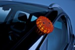 LED FLARES - 9 in 1 Notfallkreisel, orange